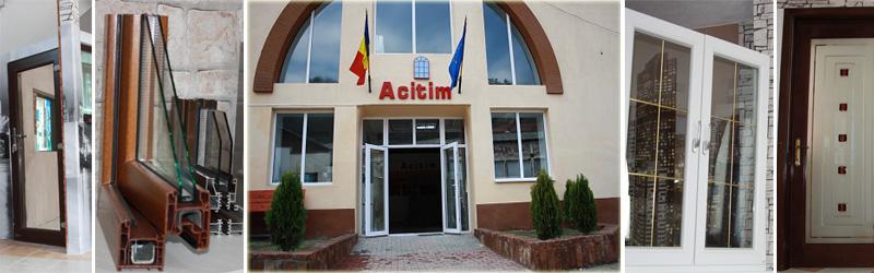 Acitim Showroom banner