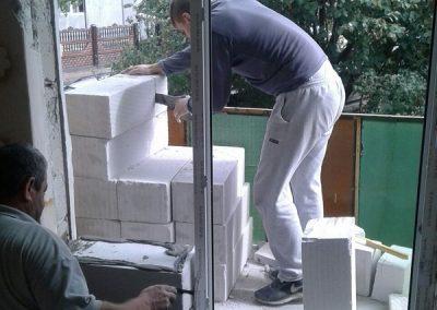 Tamplarie PVC Rehau