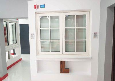 Showroom tamplarie PVC