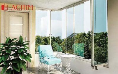 Sistem glisant de inchidere a balconului sau terasei. Tot ce trebuie sa stii.